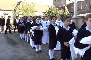 Petits Chanteurs à la Croix de Bois - AUTUN en images (1/6)