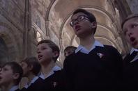 Petits Chanteurs à la Croix de Bois - AUTUN en images (2/6)