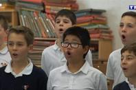 Reportage - Dans les coulisses des Petits Chanteurs à la Croix de bois (3/12)