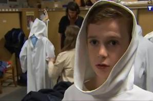 Reportage - Dans les coulisses des Petits Chanteurs à la Croix de bois (11/12)