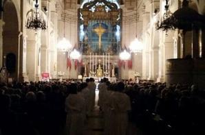 Cathédrale Saint Louis des Invalides Jeudi 31 mars 2016