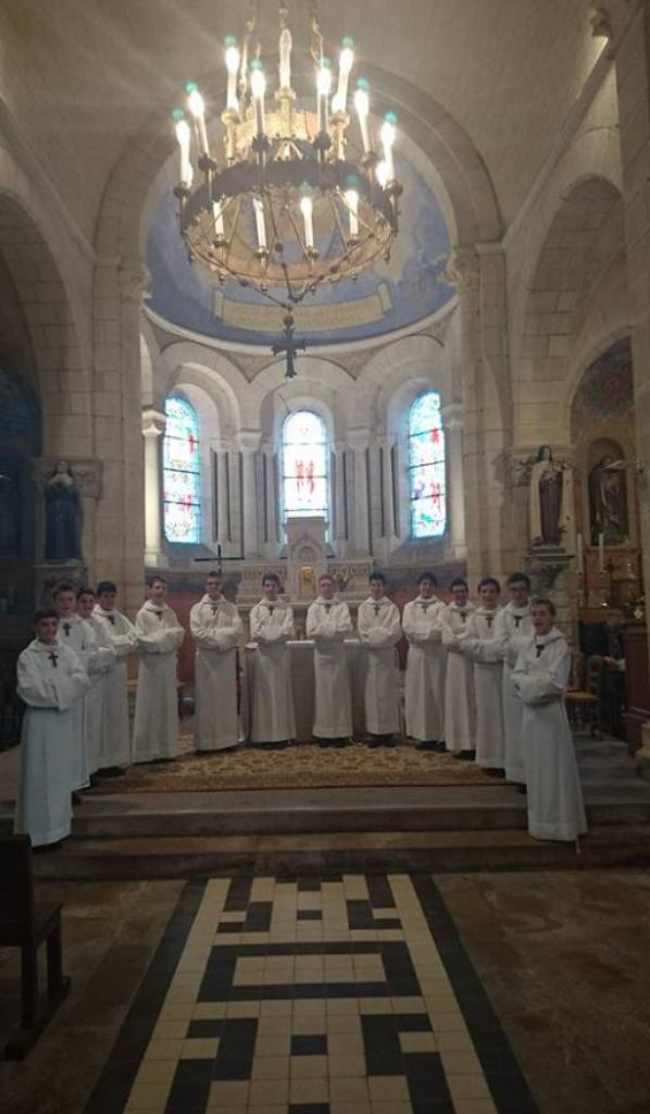 Concert de musique sacrée Byzantine et occidentale. Choeur russe orthodoxe Saint Jean de Damas de Saint Petersburg