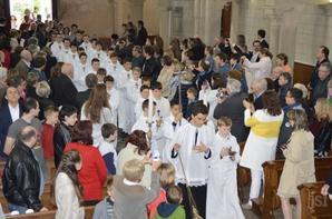 Messe de confirmation