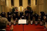 Près de 500 spectateurs pour les petits chanteurs à la croix de bois