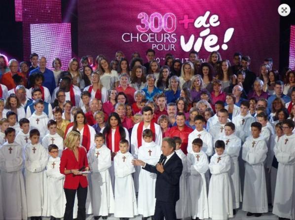 300 Choeurs pour + de vie 2016 (2/2)