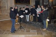 Les Petits Chanteurs à la Croix de Bois à la cathédrale Saint Lazare