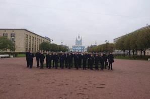 Tournée en Russie du 18 au 25 octobre 2016