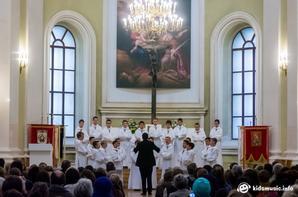 Concert et messe à Sainte Catherine (2/6)