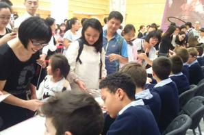 17 novembre, Dongguan Yulan Grand Theatre