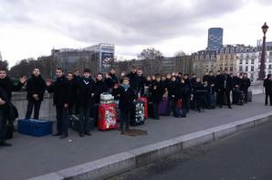 Tournée du Choeur à Voix Mixtes / région parisienne / février 2017 / Direction Vincent Caron