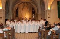 Retrouvez les photos du concert LPCC dans la Basilique de Saxon-Sion (2/2)