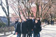 Quelques photos de nos Petits Chanteurs en ce moment en Corée