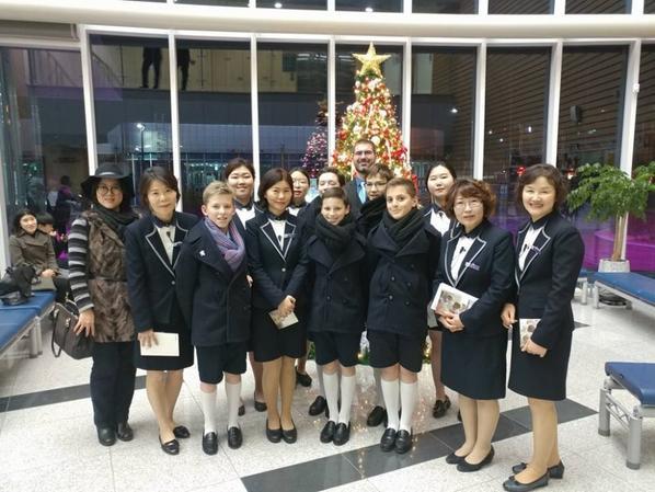 Les PCCB en Corée du Sud 2017