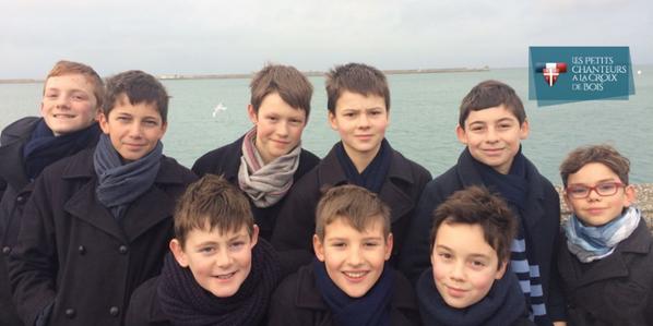 Jour de repos pour nos Petits Chanteurs, découverte de Cherbourg...