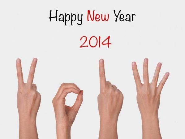 Happy New Year 2014 My Love BeReN SaAt