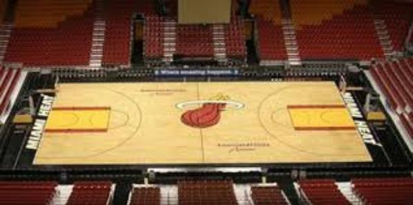 American Airlines Arena, Miami, Floride