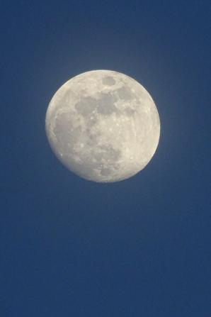 jolie pleine lune ce soir