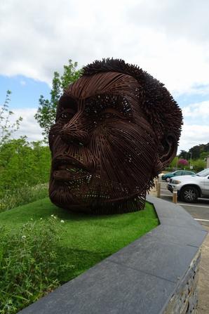 superbe sculpture