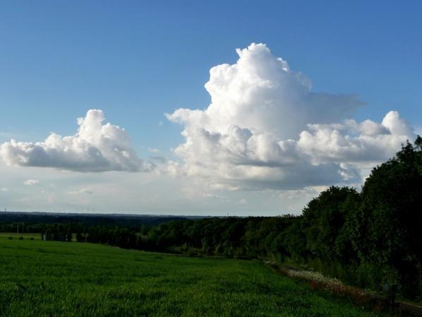 nuageux ce soir