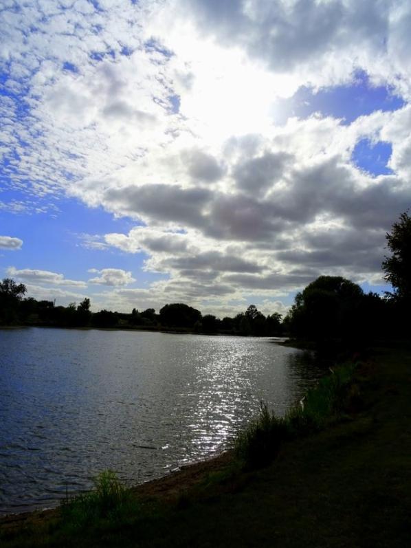 3.08.2017 un coté nuages gris