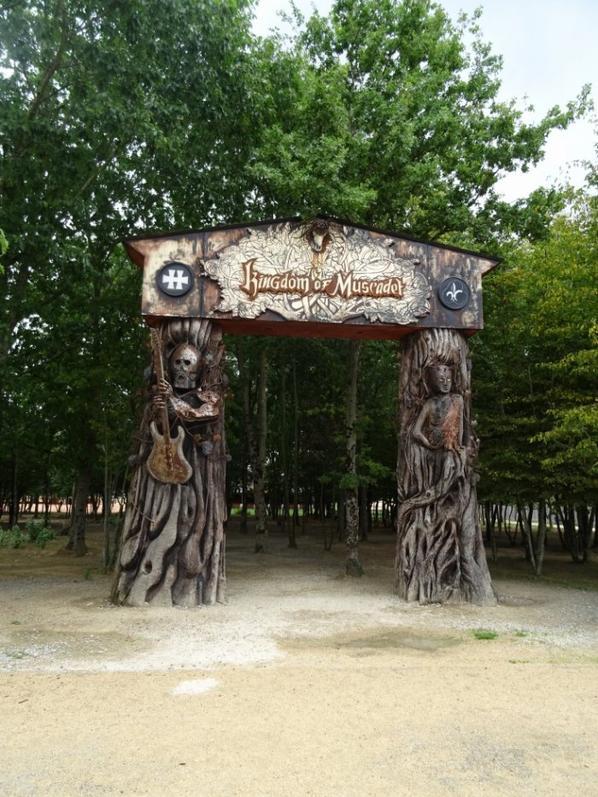 visite au helfest à clisson