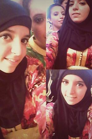 avec ma soeur ( dhek o molaha rby ) hamdolilah
