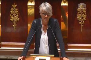 Reclassés PTT : Véronique Massoneau Députée EELV 4ème circonscription de la Vienne Vincent Nouvel SUD PTT 28 juin 2016 Assemblée Nationale