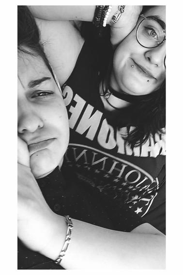 Parce qu'elle m'as tout donné en un sourire ♥