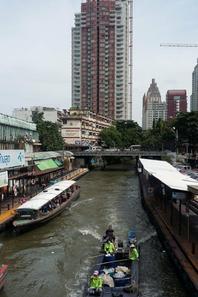 Thaïlande  décembre 2017 Bangkok
