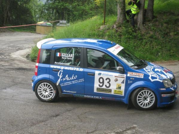 Rallye Beaufortain 2012