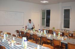 عملية الإفطار الصائم خلال شهر رمضان بمسجد الفاروق بمدينة أوتريخت2014
