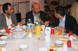 الإفطار الجماعي بمسجد عمر الفاروق بمدينة أوتريخت