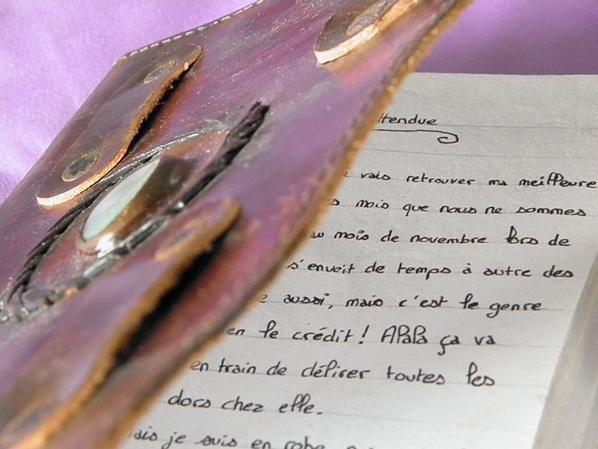 Ecrire c'est créer et revivre