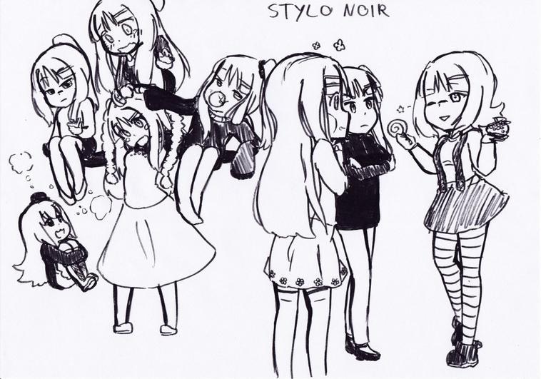 Quelque dessins: