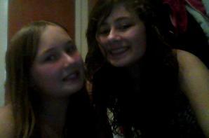 Ma soeur et moi <3