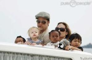 Les enfants de Brad et Angélina ! :)