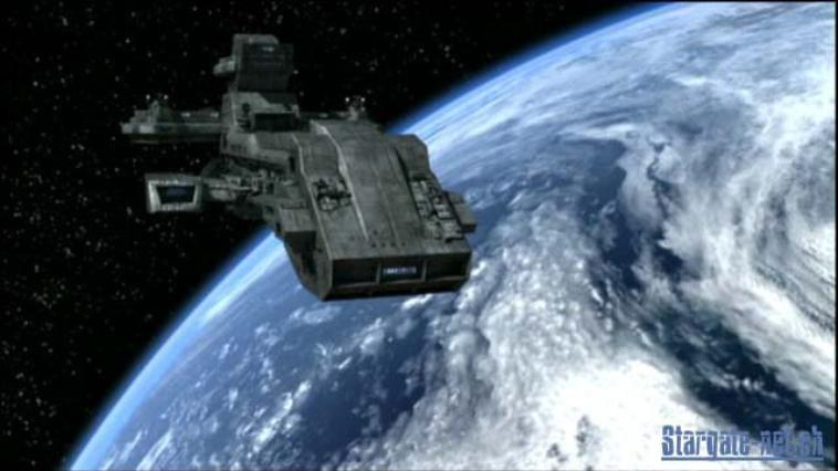 Une flotte secrète en orbite ?