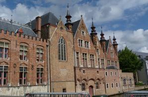 vacances a Brugge