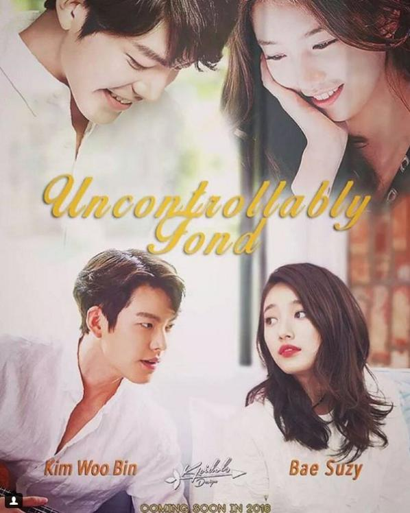 Uncontrollably Fond drama coréen