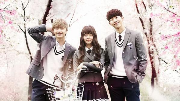 Who Are You School 2015 drama coréen