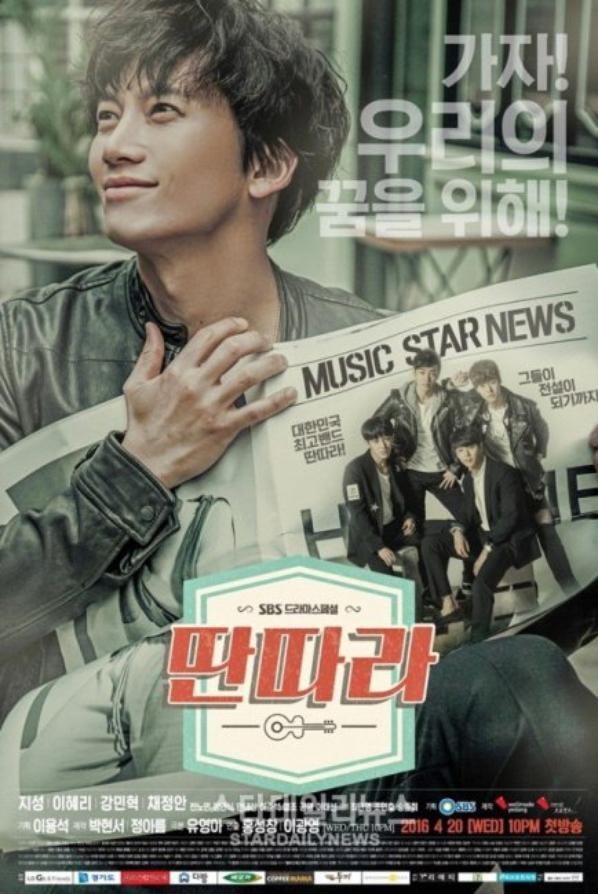 Entertainer drama coréen