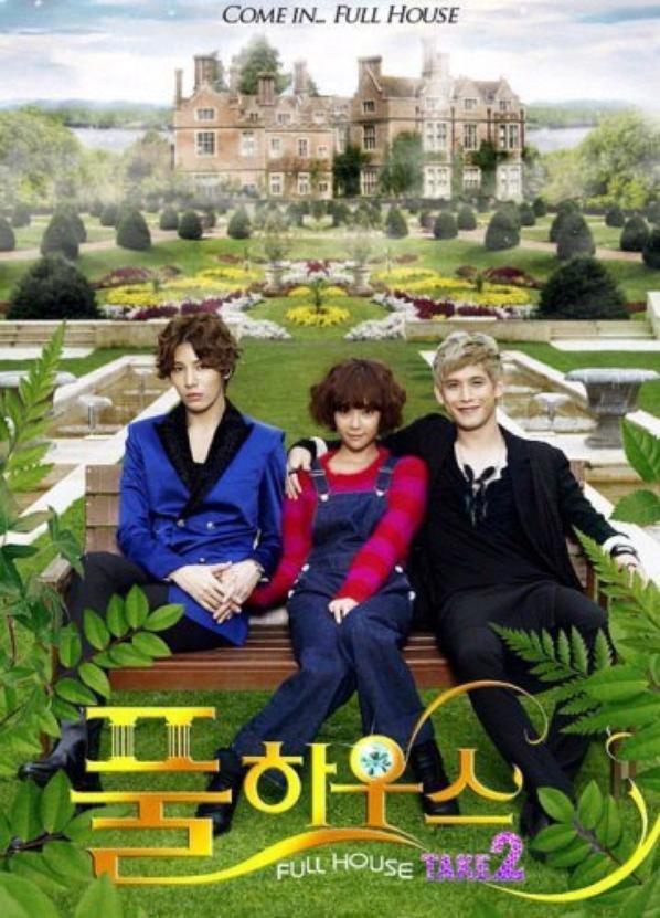 Full House Take 2 drama coréen