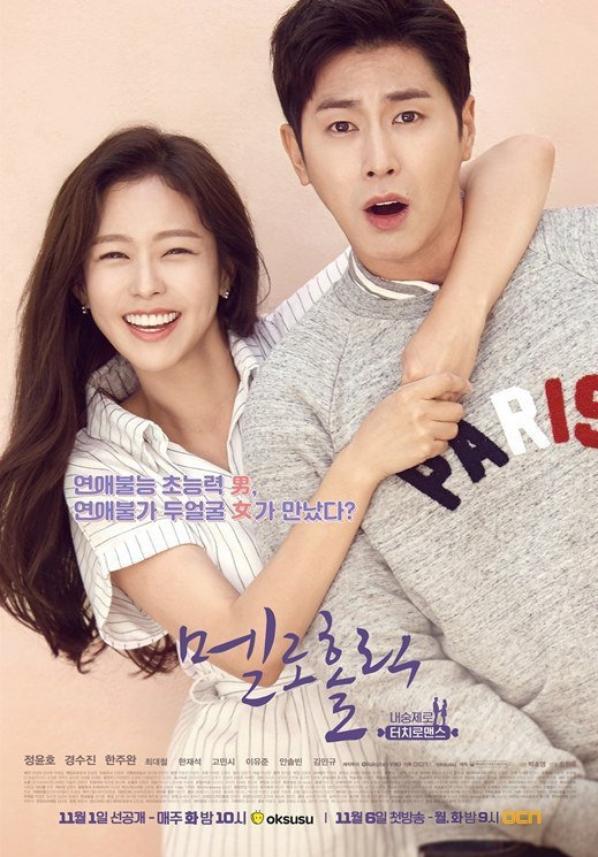 Meloholic drama coréen