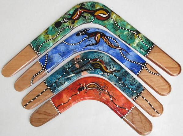 #SummerTime:2 #Ces Objets Cultes : 1 #Le Boomerang