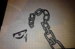 Petit dessin que j'ai fais Partie 3 dite m'en des nouvelle svp