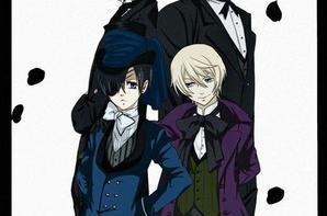 Ciel, Grell, Alois♥♥