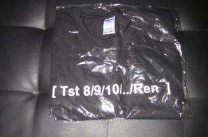 Tshirt [ Tst 8/9/10/..Ren  ]