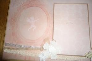Album photos pour naissance
