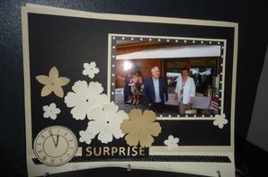Album photos pour anniversaire de mariage