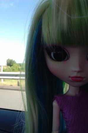 Vlog 1 : Le départ pour Dijon :3